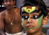 Six-year-old is a Kathakali veteran