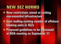 Govt to tighten noose on SEZs