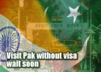 Visit Pak without visa wait soon