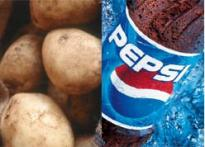Pepsi and potatoes can light up homes