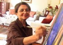 Sharmila & Maity paint for a cause