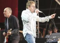 The Who get 1st <I>Freddie Mercury award</I>