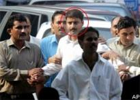 Santosh K Singh sentence today