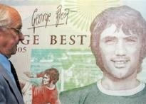 George Best to appear on banknotes