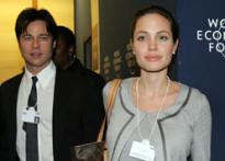 Jolie, Pitt shoot Pearl's film in Pune