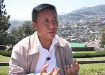 Indian govt has to be shaken: Naga Hoho