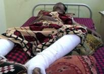 Ragging paralyses Orissa student