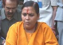 Uma Bharti calls off hunger strike