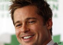 What fascinated Brad Pitt in India