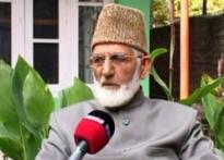 Geelani vents his anger on Pak govt