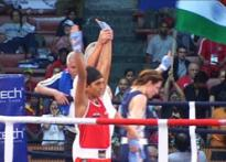 Indian eves bag World Boxing gold