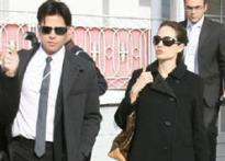 Jolie, Pitt pack off after <i>Mighty</i> shoot