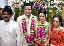 Jet grounds Rahul Mahajan's wife