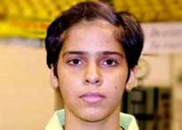 Saina in World Championship semis