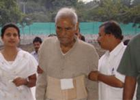 Social worker Baba Amte turns 93