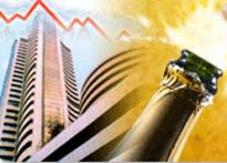 Sensex closes at all-time high 13,949
