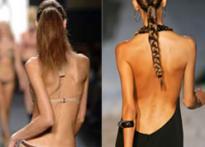 Ramp says 'get lost' to skinny models