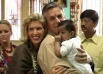US governor adopts Gujarat child