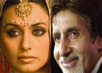 Big B, Jaya, Abhishek love Rani
