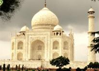 When the blind 'saw' the Taj Mahal