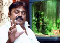 Future bright for Vijayakanth's party