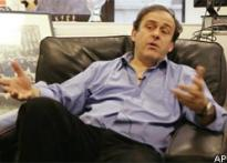 Platini ready to score in UEFA polls