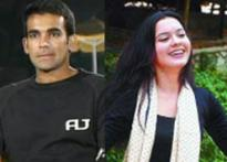 Who is this Isha in Zaheer Khan's life