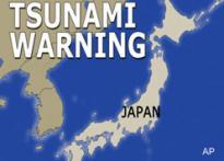8.3 magnitude quake rocks Japan