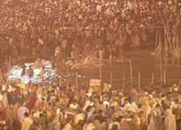 Big Bathday: Kumbh crowd ready