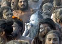 Naked truth about Kumbh sadhus