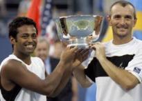 Paes-Damn enter Round II of Qatar Open