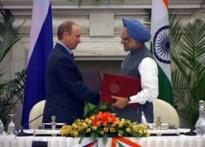 Putin comes calling to India