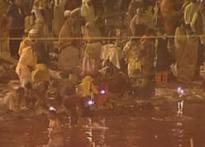 It's the big bathday bash at Kumbh