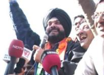 Sidhu's nomination papers incomplete