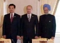 Trilateral between India, China, Russia?