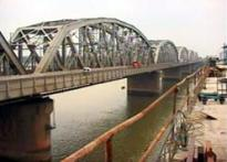 Fourth state-of-the-art bridge on Hooghly