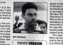 Orissa DGP in dock over rapist son