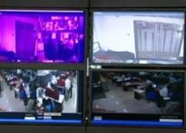 A CCTV that detects criminals