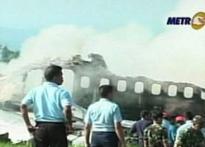 49 killed in Indonesia plane crash