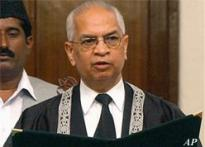 Pak acting CJ to take charge today