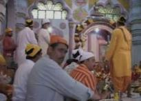 Delhi in Ram navami spirit