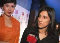 It's 'Me, myself and Rina' at WIFW