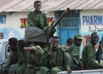 Fighting rages for 2nd day in Somalia