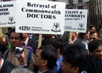 Indian docs in UK cured of worries