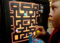 Playing video games, improve eyesight