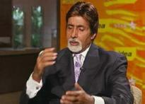 BJP 'uses' Big B in UP campaign