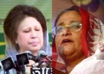 Govt wants Zia, Hasina's bank details