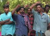 Left 'lands' in trouble in Kerala