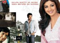 Size matters on Shilpa's film posters