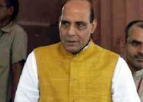 Rajnath to offer arrest in CD case